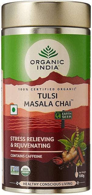 Organic India Tulsi Masala Chai 1