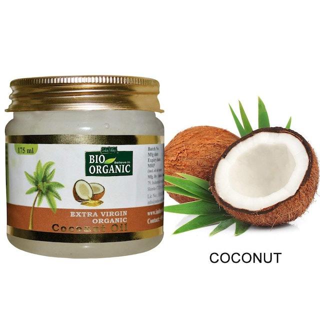 Indus Valley Bio Organic Extra Virgin Organic Coconut Oil 1
