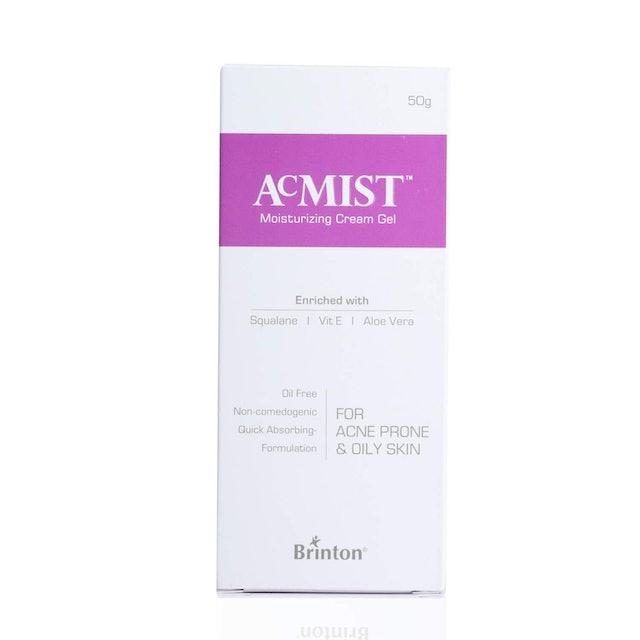 Brinton AcMist Moisturizing Cream Gel 1