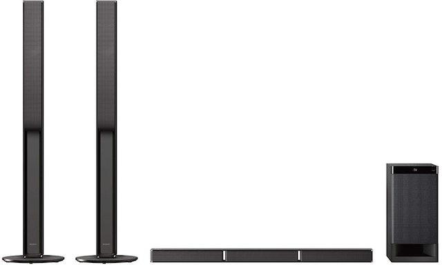 Sony Dolby Digital Tall boy Soundbar 1
