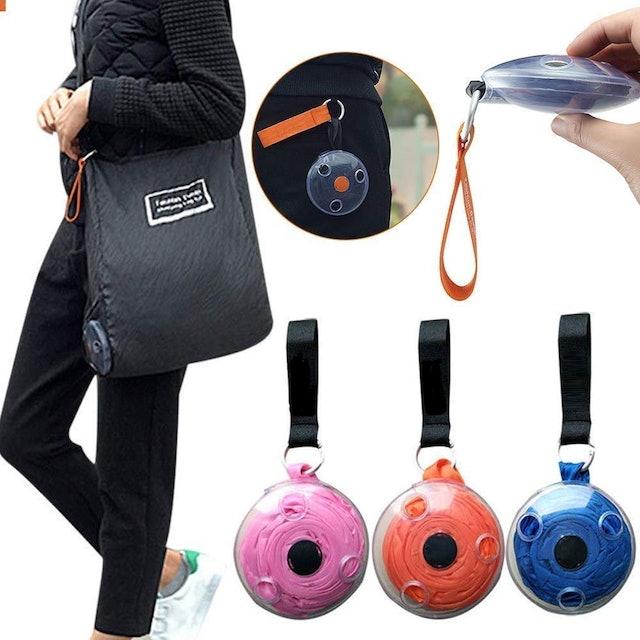 Haau Retractable Disc Shopping Bag 1