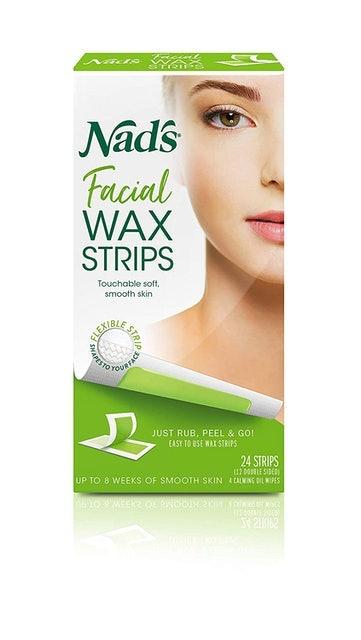 Nad's Facial Wax Strips 1