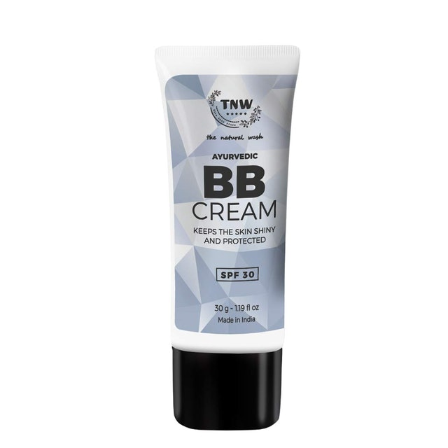 TNW-THE NATURAL WASH Ayurvedic BB Cream 1