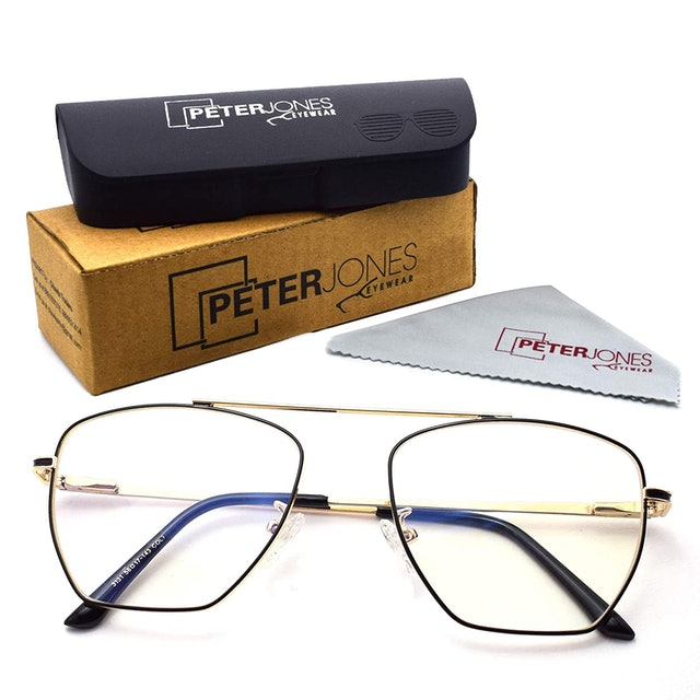 Peter Jones Blue Light Blocking Reading Glasses 1