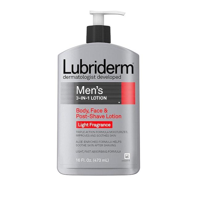 Lubriderm Men's 3-In-1 Lotion 1