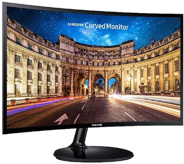 Samsung Curved LED Backlit Computer Monitor 1