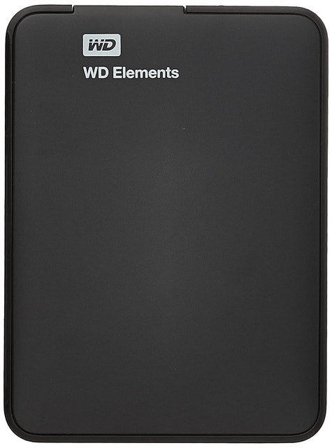 Western Digital  WD Elements 1TB  1