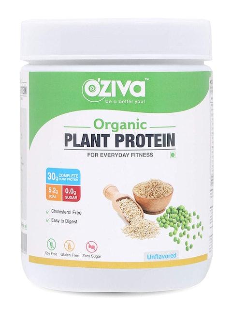 OZiva  Organic Plant Protein 1