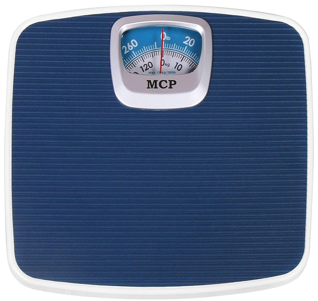 MCP Deluxe Personal Weighing Scale 1