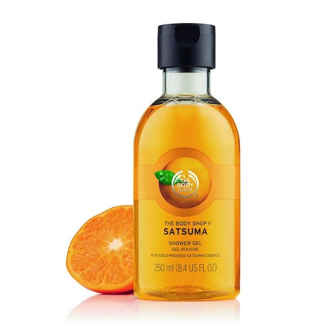The Body Shop Satsuma Shower Gel 1