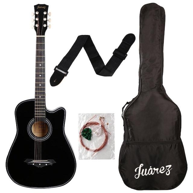 Juarez Acoustic Guitar 038C 1