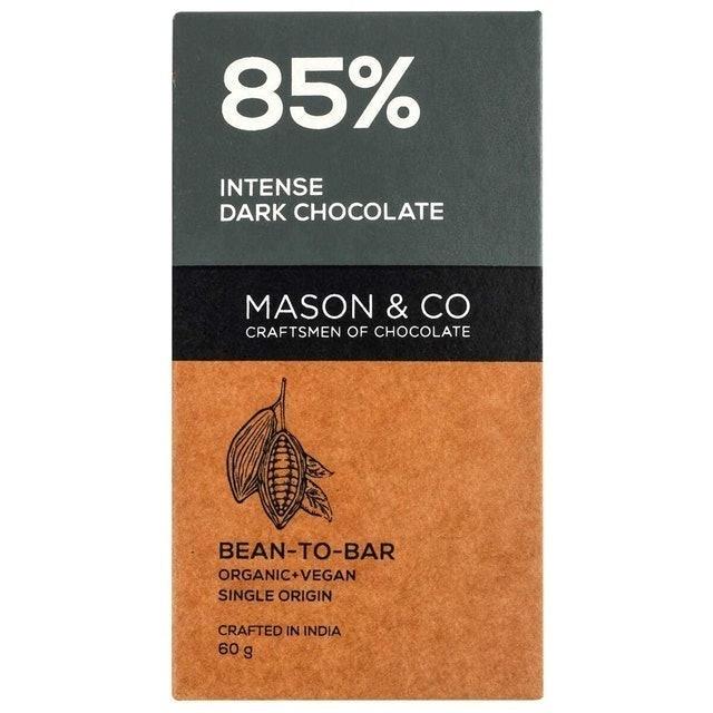 Mason & Co Intense Dark Chocolate 1