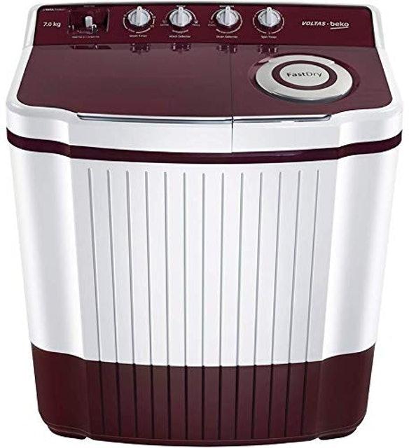 Voltas WTT70ALIM Semi-Automatic Top Loading Washing Machine 1
