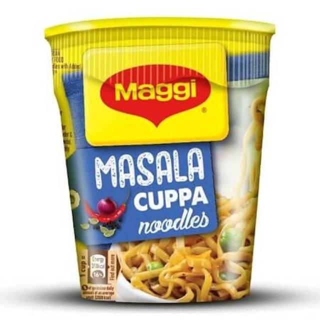 Maggi  Cuppa Mania Yo Masala Cup Noodles 1