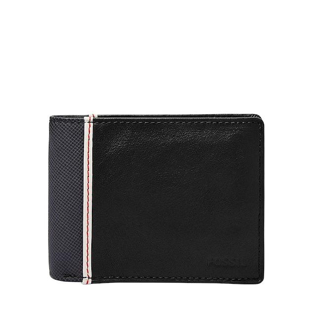 Fossil Elgin Black Men's Wallet 1