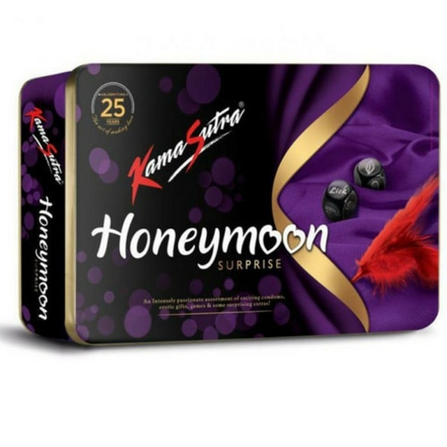 Kamasutra Honeymoon Surprise 1