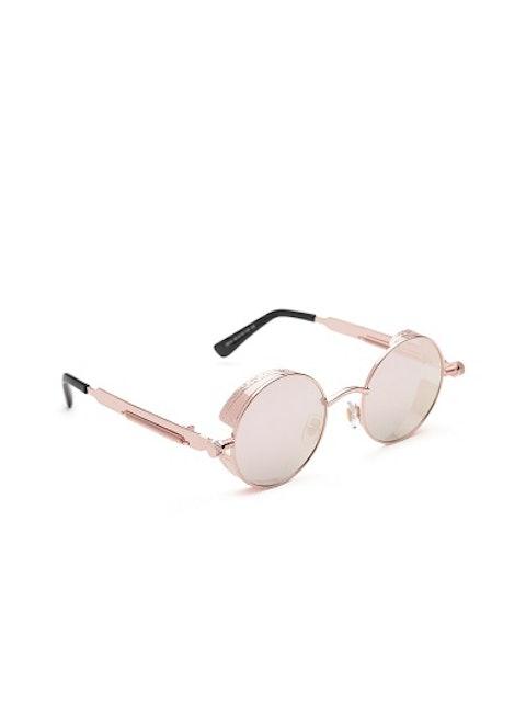 Carlton London Women Mirrored Round Sunglasses 1