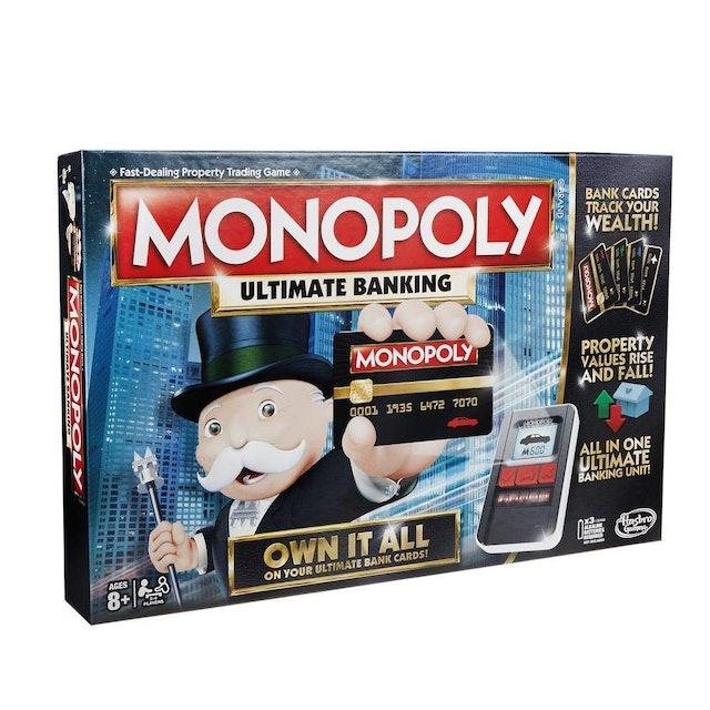 Hasbro Monopoly 1