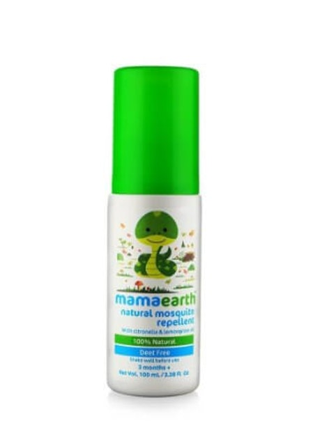 Mamaearth Natural Insect Repellent for Babies 1