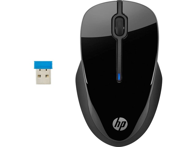 HP  250 Wireless Mouse (Black)  1