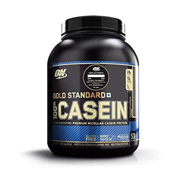 ON (Optimum Nutrition)  Gold Standard 100% Casein Protein Powder 1