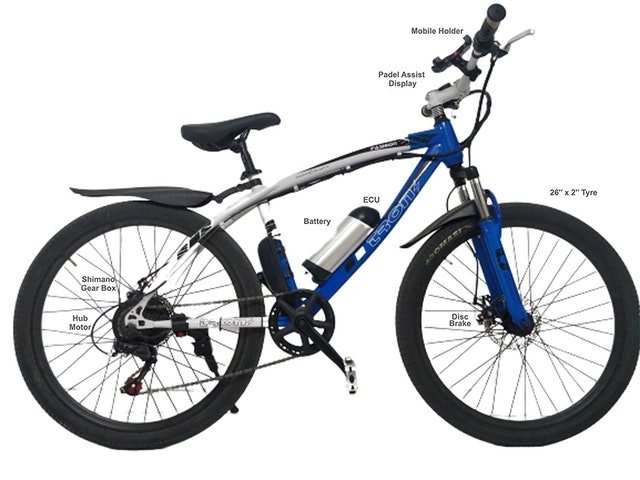 TronZ E-Bike 250 1
