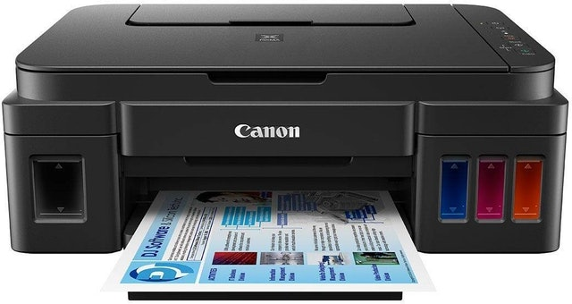 Canon Pixma G3000 All-in-One 1