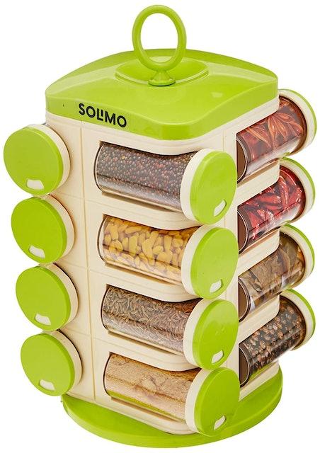 Solimo Revolving Spice Rack Set 1