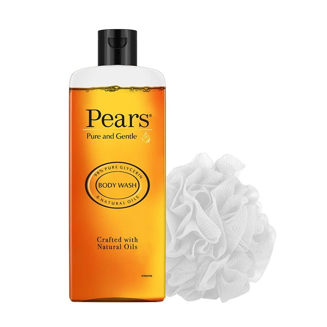 Pears Pure & Gentle Body Wash 1