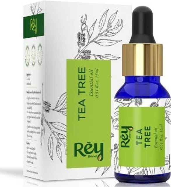 Rey Naturals Tea Tree Essential Oil 1