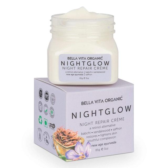 Bella Vita Organic Night Glow Night Repair Creme 1