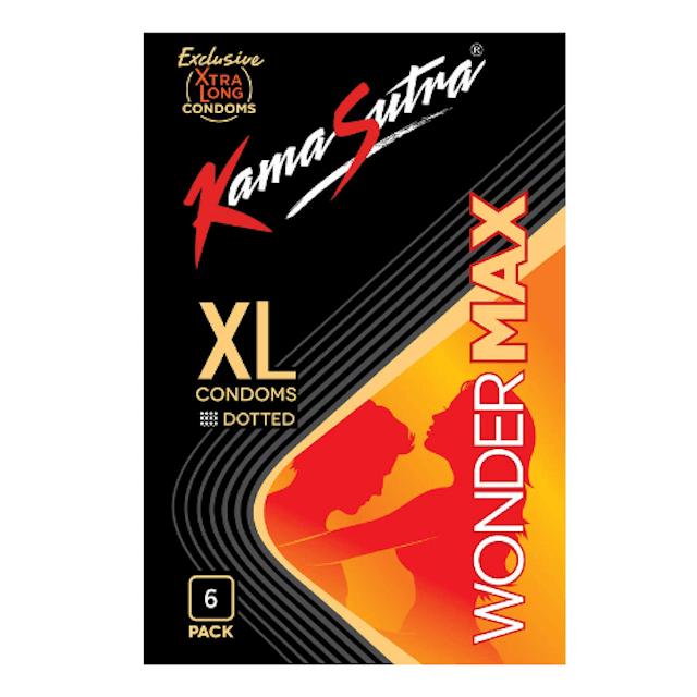 KamaSutra WonderMax XL condoms 1