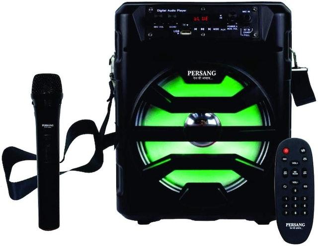 kh Portable Karaoke Machine 1