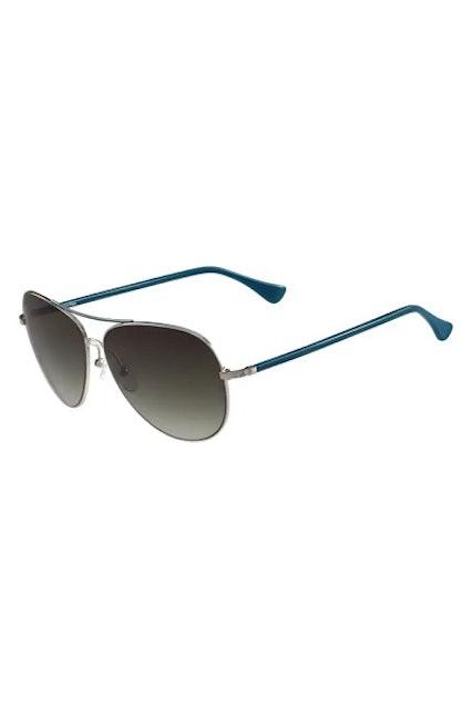 Calvin Klein Unisex Aviator UV Protected Sunglasses 1