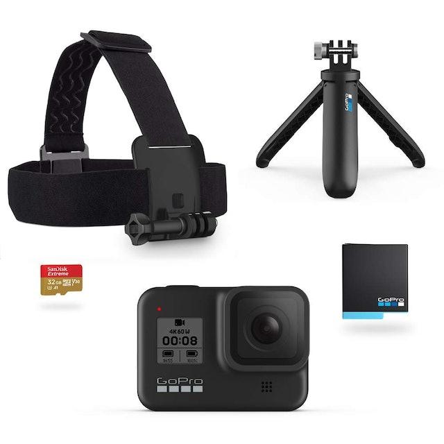GoPro Hero8 Holiday Bundle Pack 1