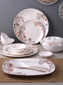 Top 10 Best Dinner Sets in India 2020 (MIAH Decor, Corelle, and more) 1