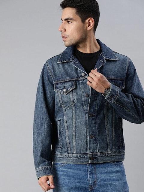 GAP Men's Icon Denim Jacket 1