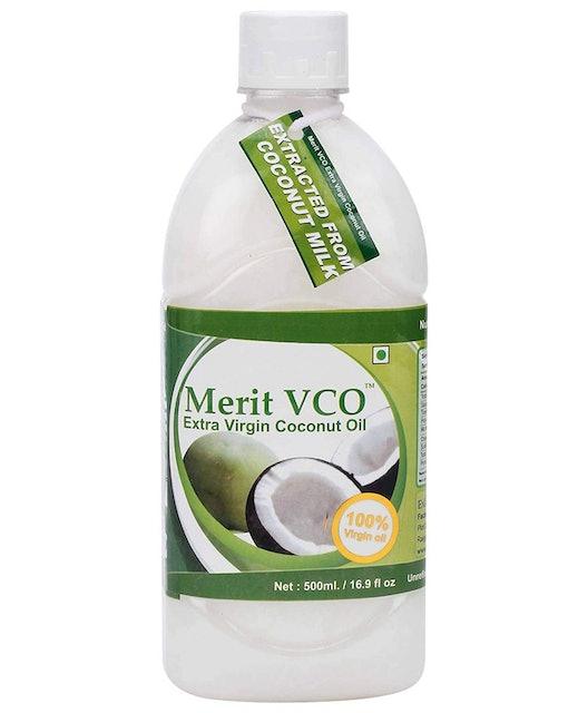 Merit Extra Virgin Coconut Oil  1