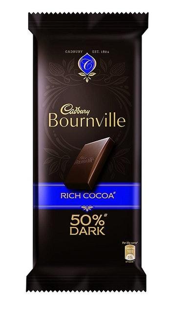 Cadbury Bournville 50% Dark 1