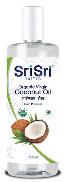 Sri Sri TATTVA Organic Virgin Coconut Oil 1