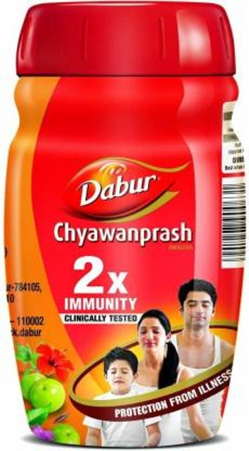 Dabur Double Immunity Chyawanprash  1