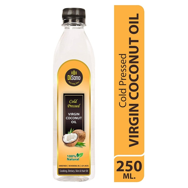 Disano  Cold Pressed Virgin Coconut Oil  1