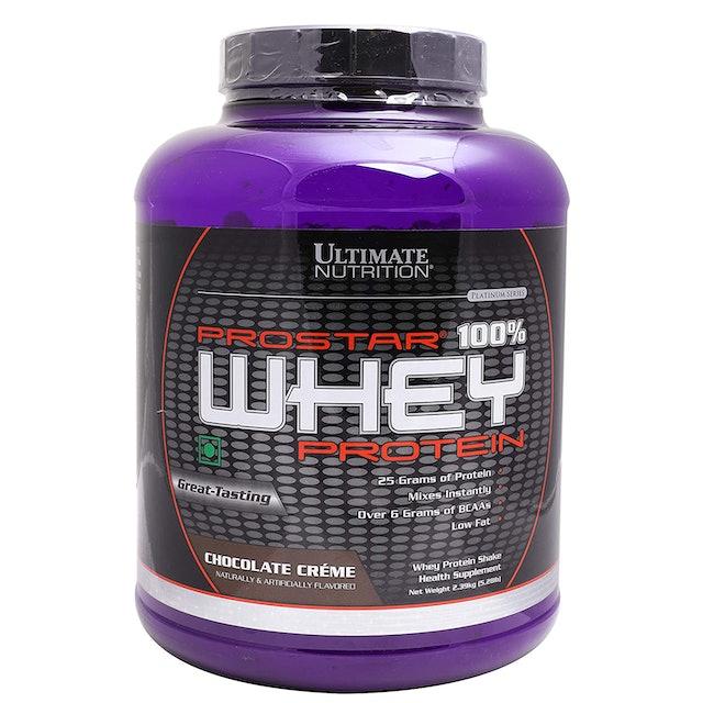 Ultimate Nutrition Prostar 100% Whey Protein Powder 1