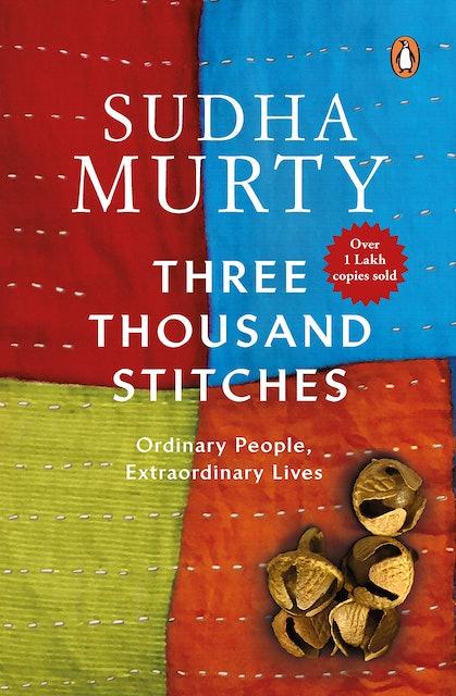 Sudha Murthy Three Thousand Stitches 1