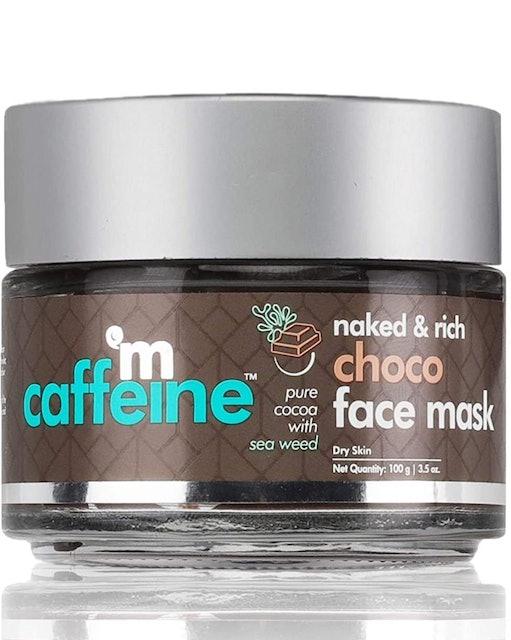 MCaffeine Naked & Rich Choco Face Mask 1