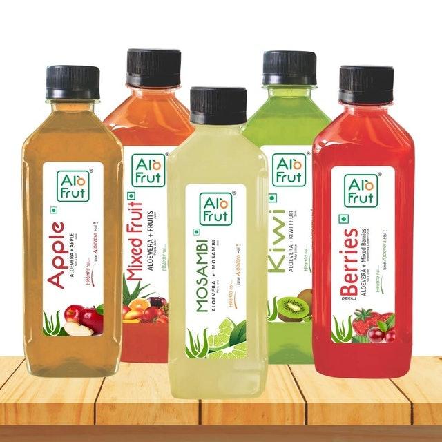 AloFrut Juice Combo 1