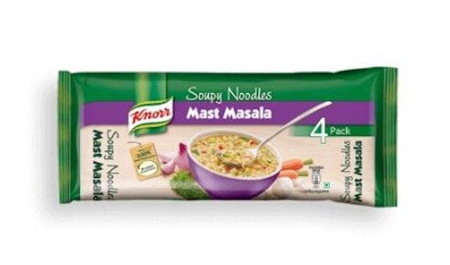 Knorr  Mast Masala Soupy Noodles 1