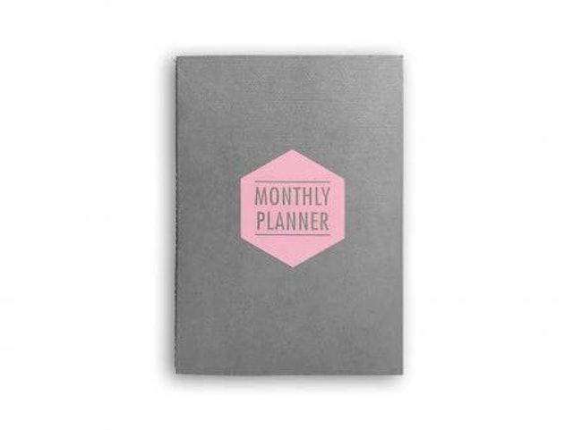 Goodwork  Monthly Planner 1