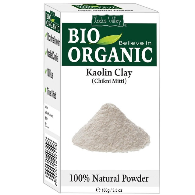 Indus Valley Natural Kaolin Clay Powder 1