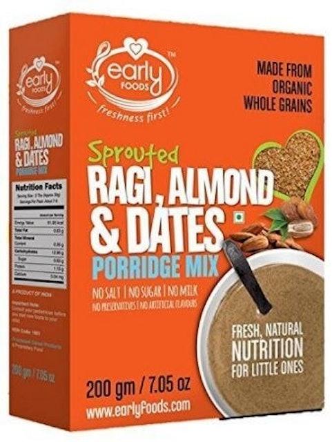 Early Foods  Organic Porridge Mix 1